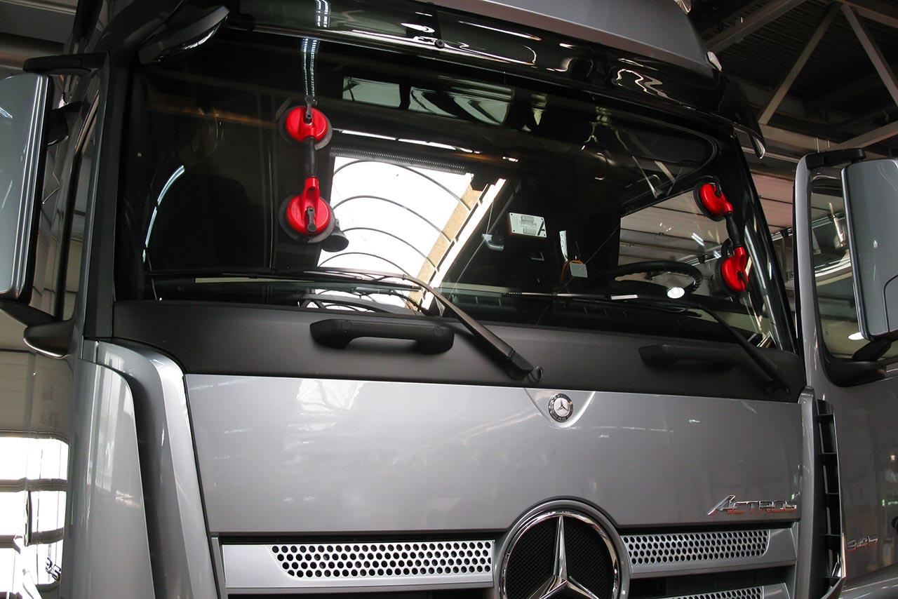 Mercedes Actros 1845 (2015)